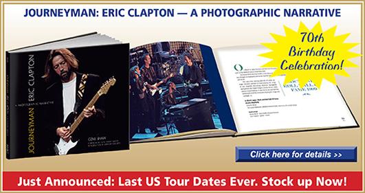 Journeyman: Eric Clapton -- A Photographic Narrative