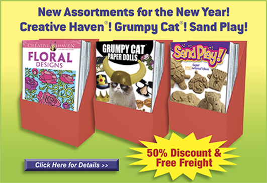 New Assortments for the New Year!™