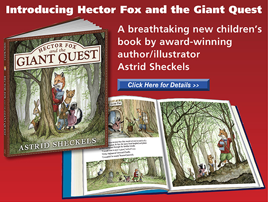 Introducing Hector Fox and the Giant Quest