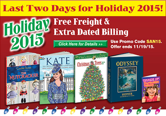 Holiday 2015--Creative Haven: Bestselling Coloring Books for Adults