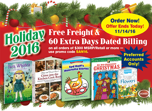 Holiday 2016 Ends Soon!