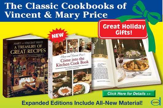 The Classic Cookbooks of Vincent & Mary Price