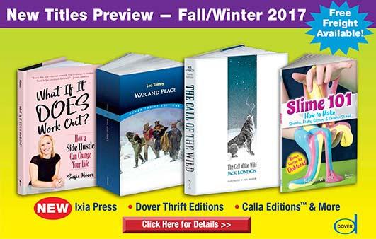 New Fall/Winter 2017 Titles