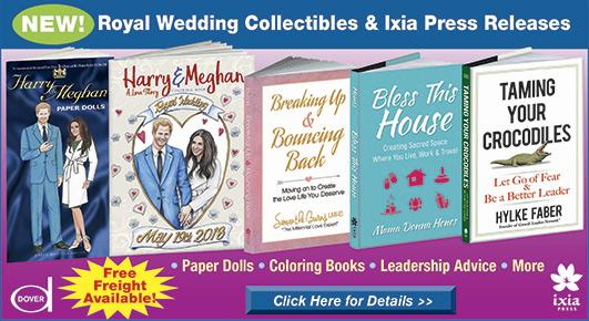 New Royal Wedding Collectibles & Ixia Press