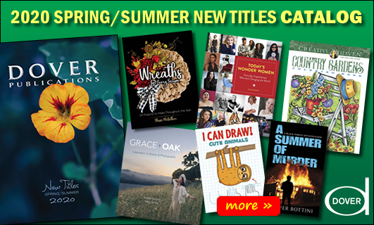 Dover Spring/Summer 2010 New Titles Catalog