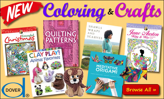 New Coloring & Crafts