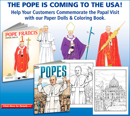 The Pope is Coming to the USA!=